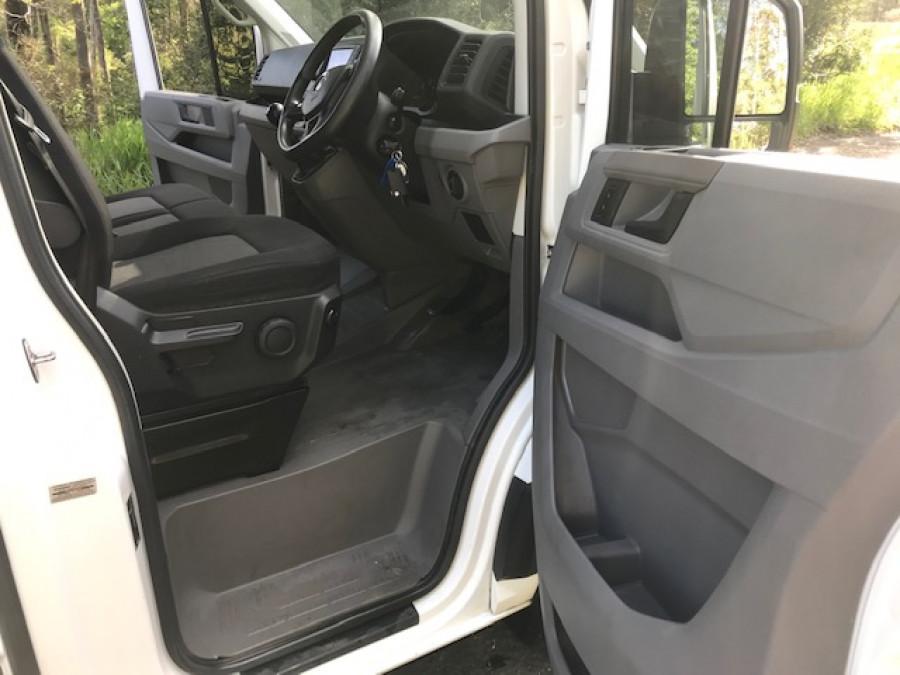 2018 All Crafter Van VOLKSWAGEN Van Image 9