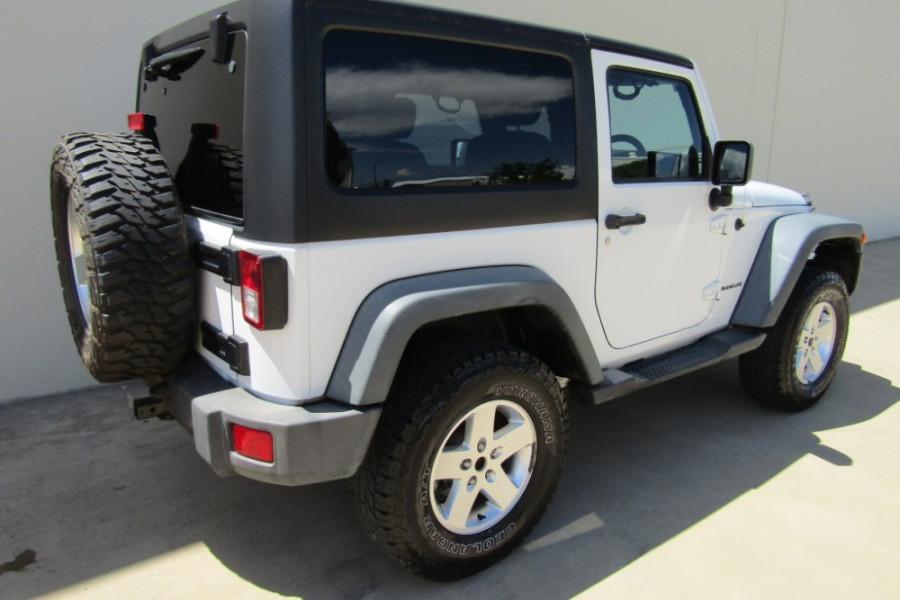 2013 Jeep Wrangler JK MY2013 SPORT Convertible