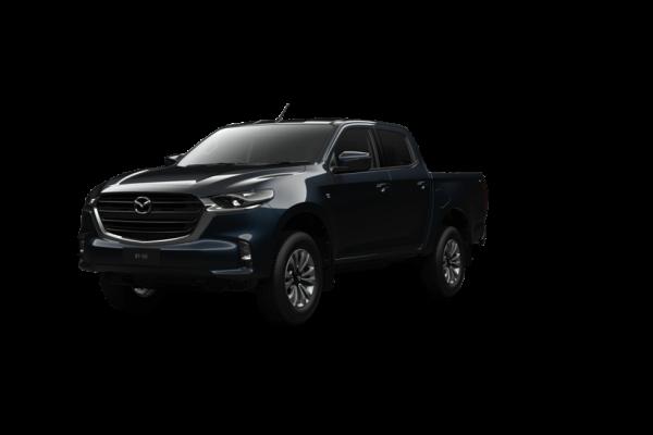 2020 MY21 Mazda BT-50 TF XT 4x4 Pickup Utility - dual cab Image 2