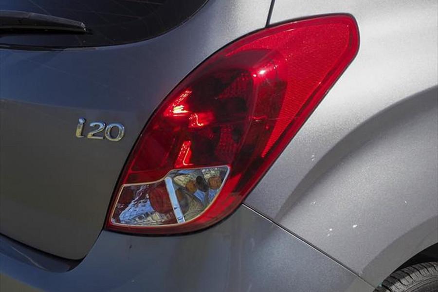 2014 Hyundai I20 PB MY15 Active Hatchback Image 6