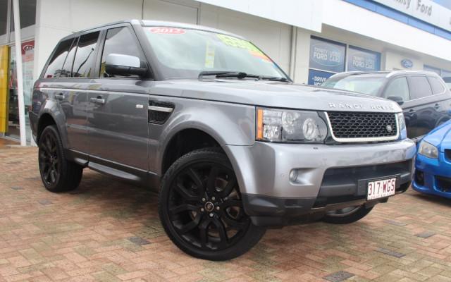 Land Rover Range Rover Sport SDV6 L320 12MY