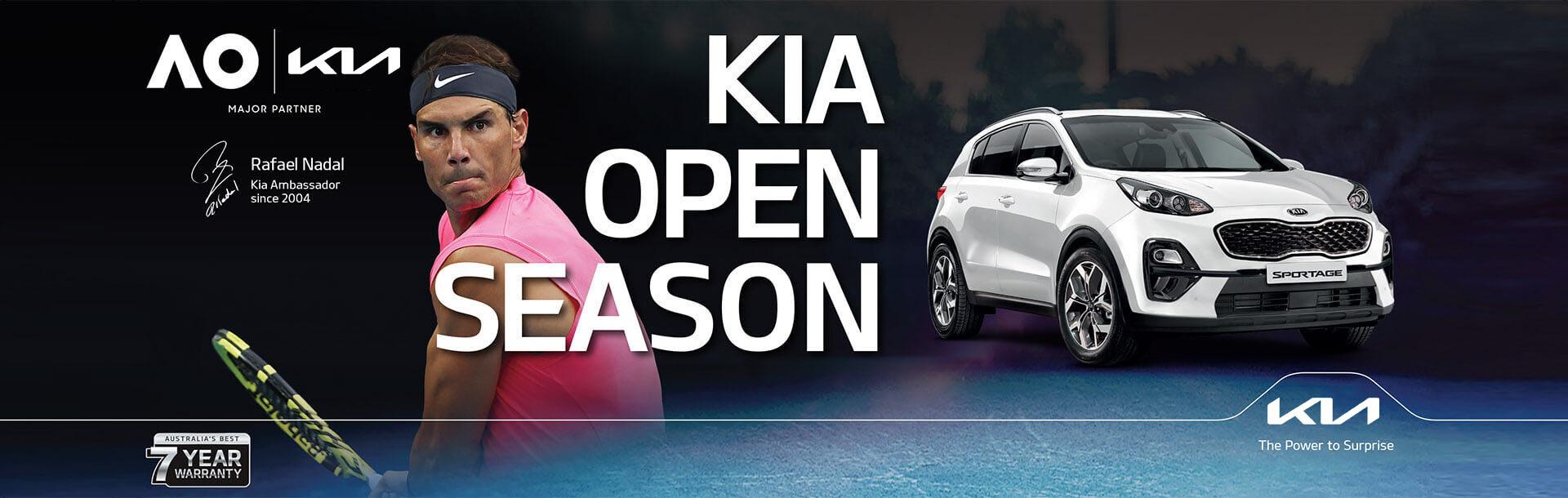 Kia Open Season
