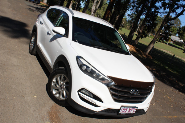 Hyundai Tucson Elite TL