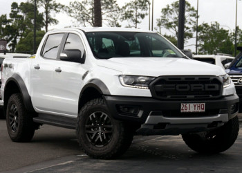 Ford Ranger Raptor Double Cab Pick Up PX MkIII