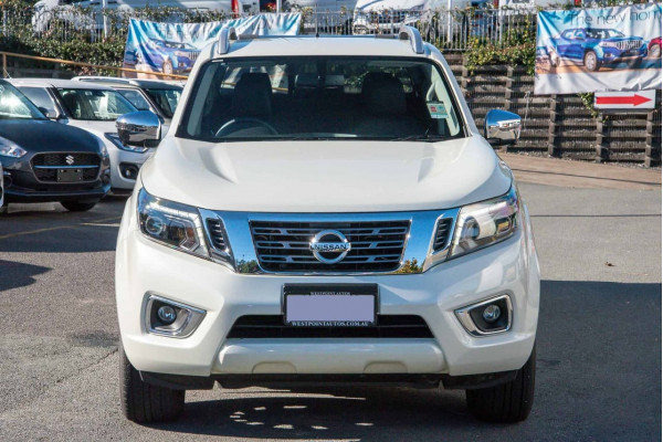 2020 MY21 Nissan Navara D23 Dual Cab ST Pick Up 4x4 Utility Image 3