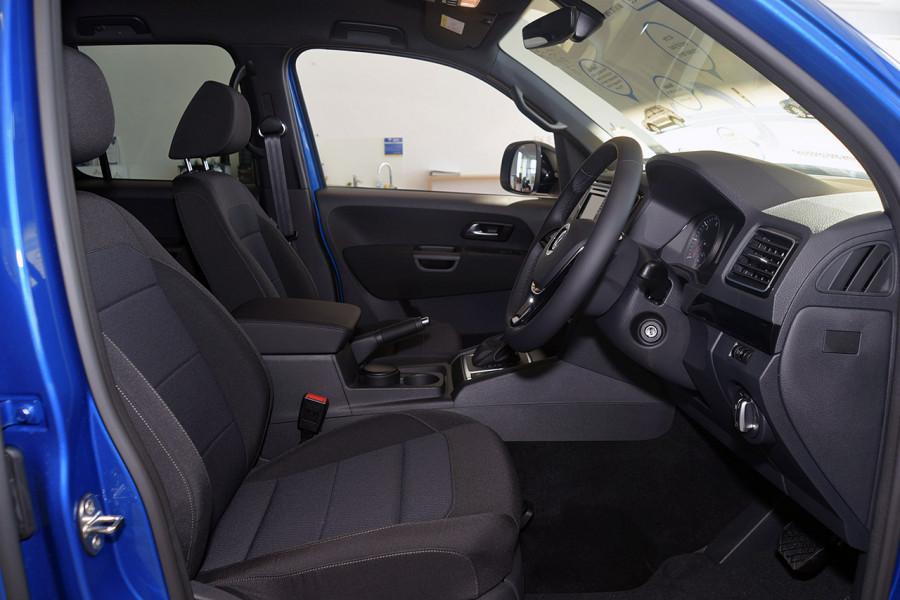 2019 MYV6 Volkswagen Amarok 2H Highline Black 580 Utility Image 11