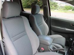 2010 Toyota HiLux KUN26R  SR5 Utility - dual cab