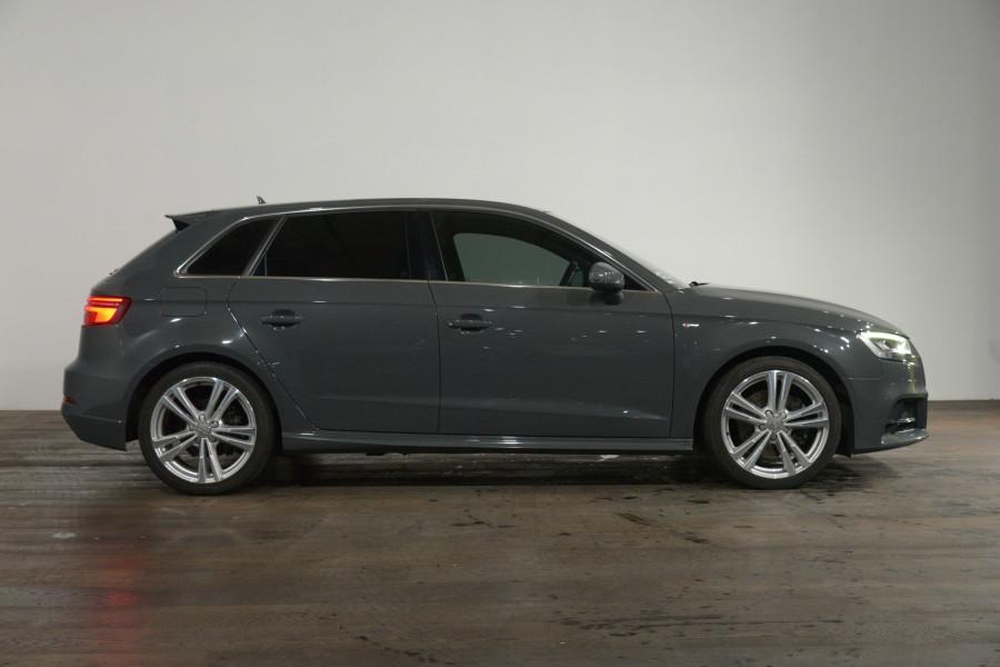 2017 Audi A3 2.0 Tfsi Quattro S Line S/Back