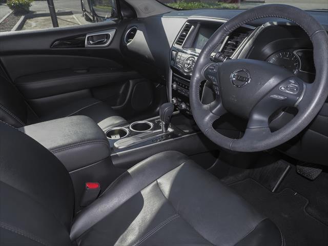 2019 Nissan Pathfinder R52 Series III MY19 ST-L N-TREK Suv Image 7