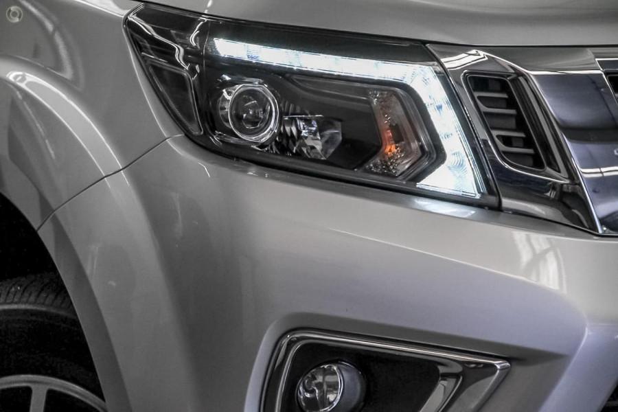 2020 Nissan Navara D23 Series 4 ST-X 4x4 Dual Cab Pickup Utility Image 2