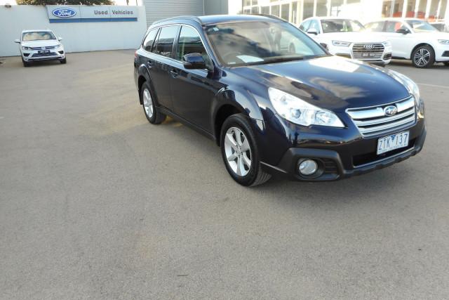 2013 Subaru Outback 5GEN 2.5i Suv Image 2