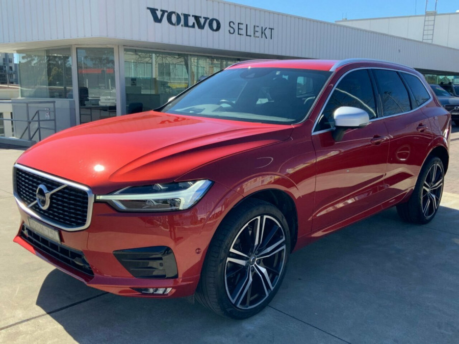 2017 Volvo XC60 DZ D5 Geartronic AWD R-Design Suv Image 5