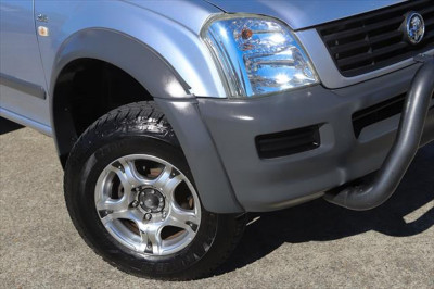 2006 Holden Rodeo RA MY06 LX Cab chassis Image 2