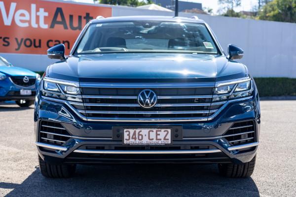 2020 MY21 Volkswagen Touareg CR 210TDI Elegance Suv Image 4