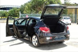 2013 Holden Cruze JH SERIES II MY EQUIPE Hatchback