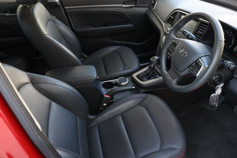 2018 Hyundai Elantra AD Trophy Sedan Image 7