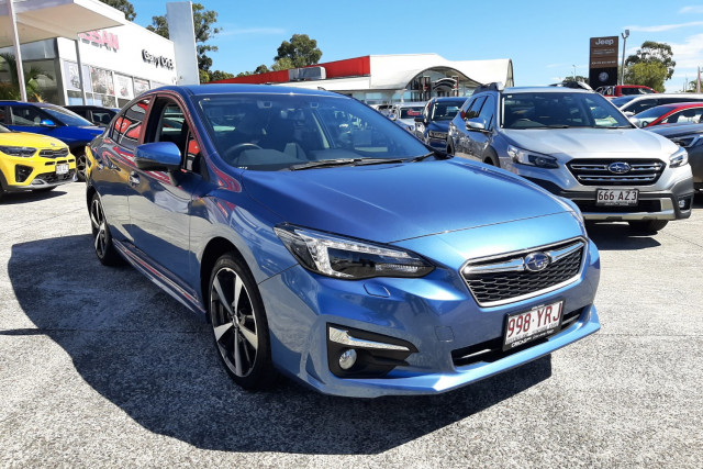 2018 Subaru Impreza Sedan Image 3