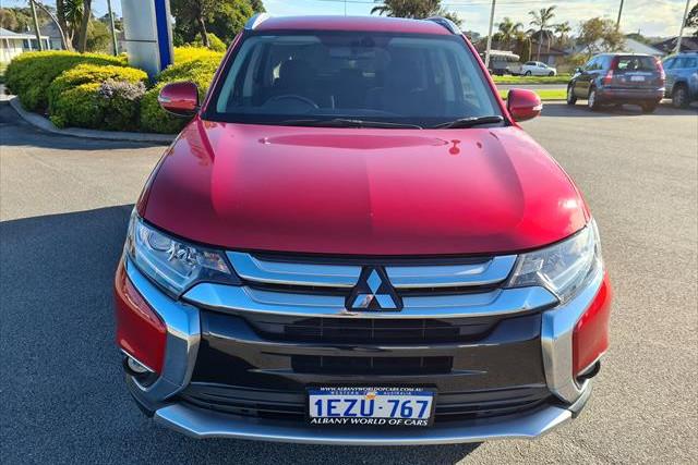 2016 Mitsubishi Outlander ZK  XLS Suv Image 2