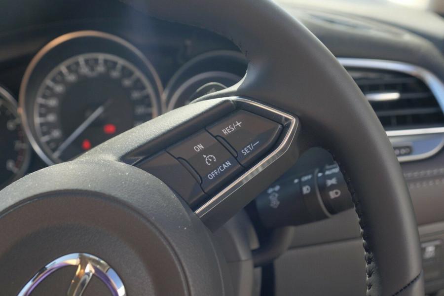 2017 Mazda 6 GJ1022 Touring Sedan Sedan