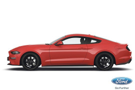 2019 Ford Mustang FN EcoBoost Fastback Coupe