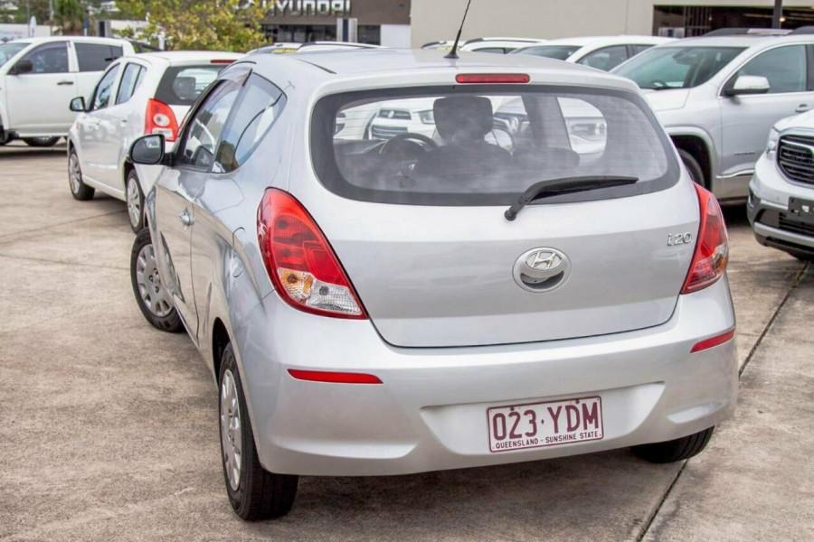 2012 MY12.5 Hyundai i20 PB MY12.5 Active Hatchback Image 2
