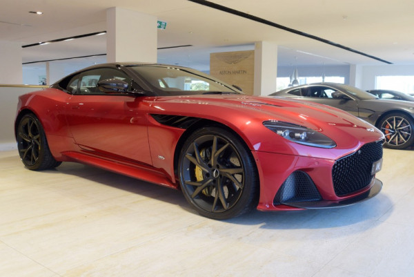 2018 MY19 Aston martin Dbs Superleggera Coupe