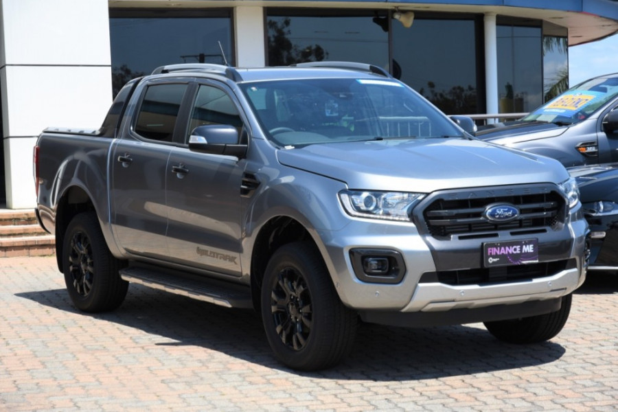 2019 MY19.75 Ford Ranger PX MkIII 4x4 Wildtrak Double Cab Pick-up Ute Image 1