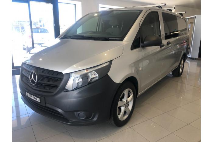 2019 Mercedes-Benz Vito 447 119BlueTEC Van