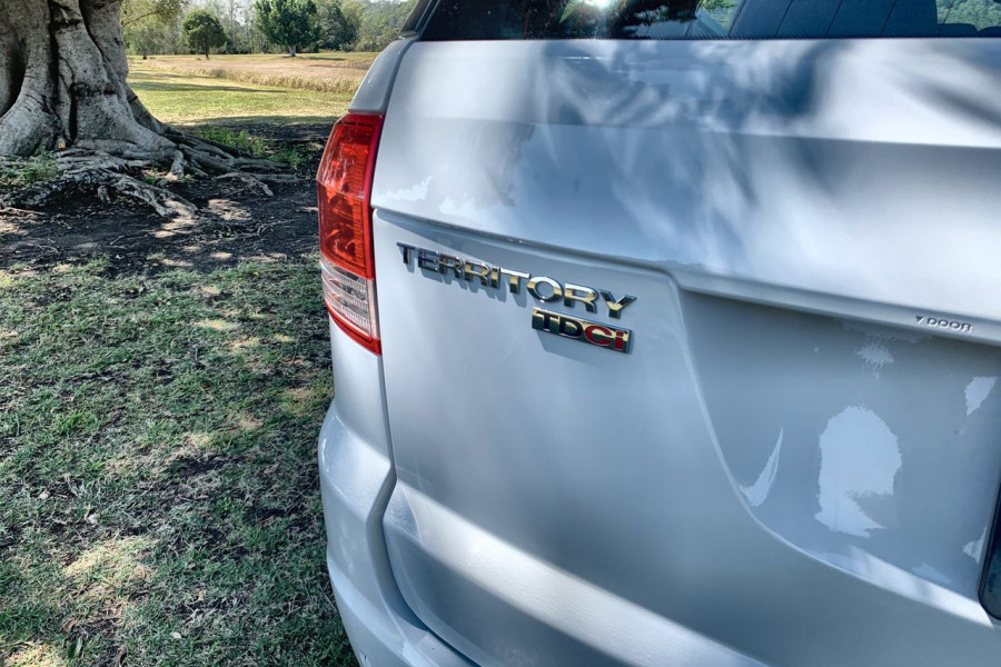 2014 Ford Territory SZ TX Suv Mobile Image 15
