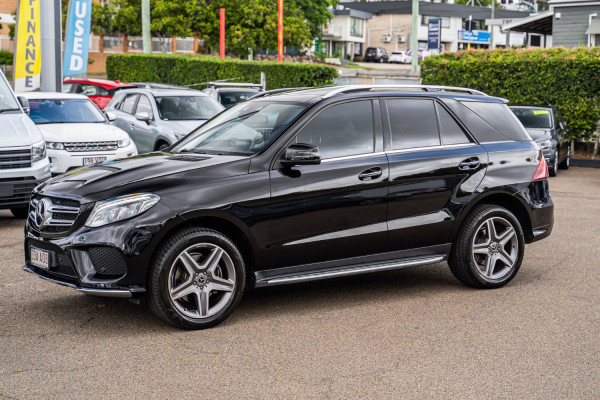 2017 MY07 Mercedes-Benz Gle-class W166  GLE350 d Wagon Image 3