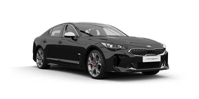 2019 MY20 Kia Stinger CK GT Sedan