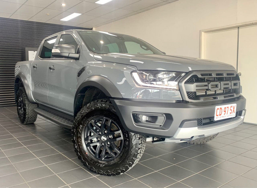 2020 MY20.75 Ford Ranger Utility image 1