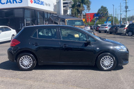 2009 MY10 Toyota Corolla ZRE152R  Ascent Hatchback