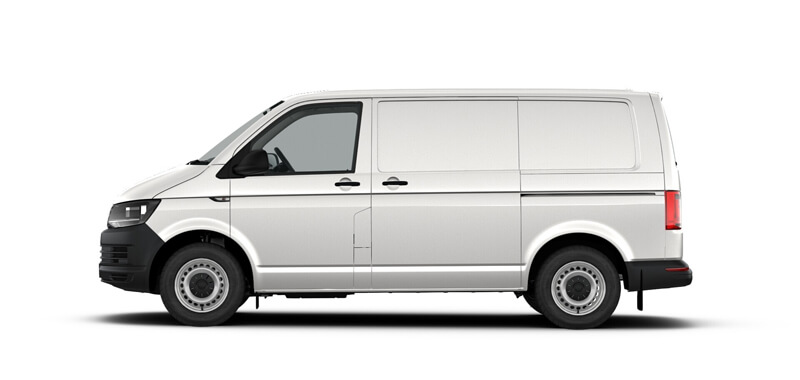 Transporter Van Short Wheelbase 7 Speed DSG<br>