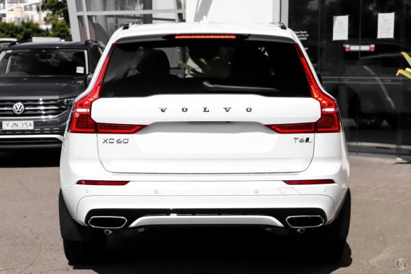 2021 Volvo XC60 UZ T6 R-Design Suv Image 3