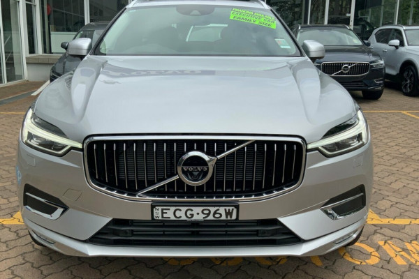 2018 MY19 Volvo XC60 246 MY19 T5 Inscription (AWD) Suv Image 2