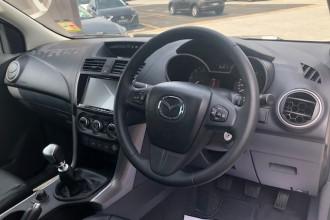 2019 Mazda BT-50 UR 4x4 3.2L Dual Cab Pickup GT Utility Image 5
