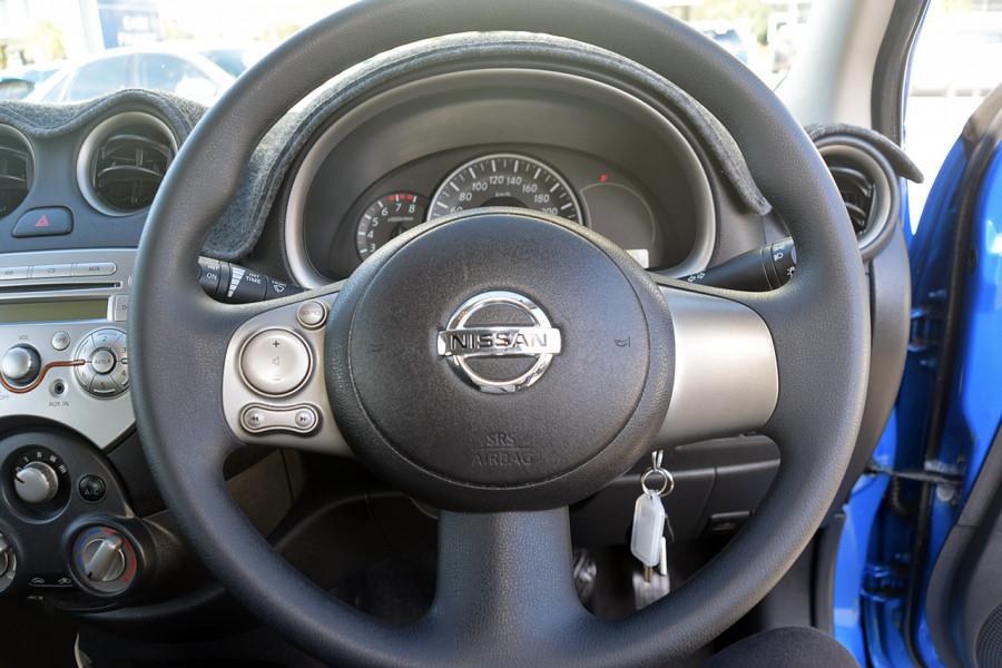 2011 Nissan Micra K13 ST Hatchback Mobile Image 14