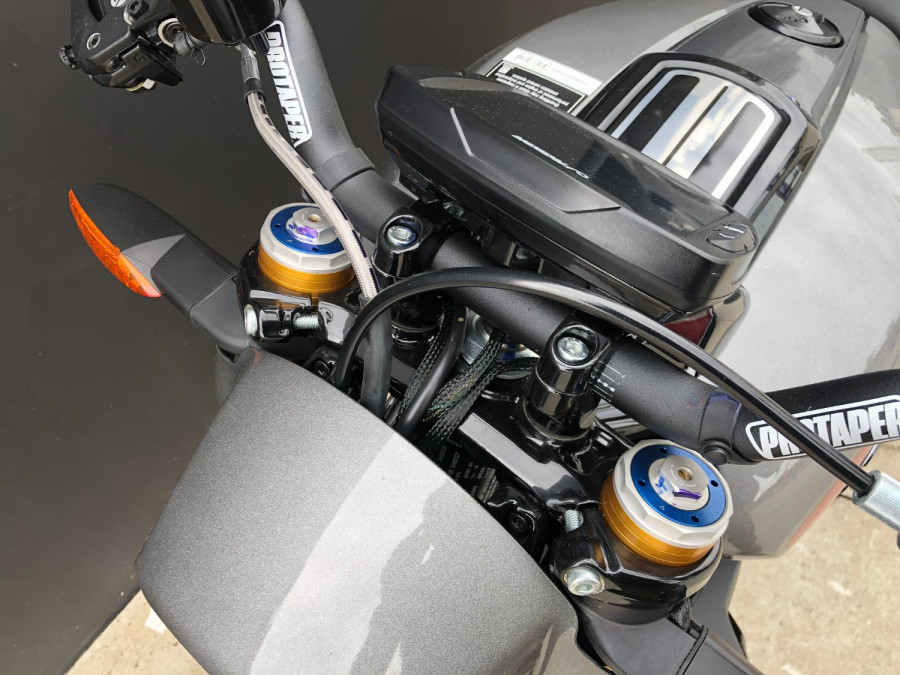 2020 Indian FTR 1200 S Motorcycle Image 3