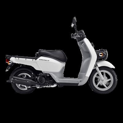 New Honda MW110 Benly