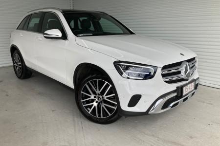 2019 MY00 Mercedes-Benz Glc-class X253 800MY GLC200 Wagon