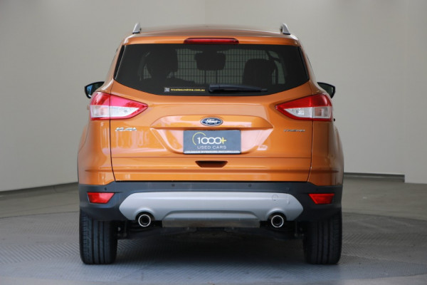 2015 MY16 Ford Kuga TF MY16 Trend Wagon Image 4
