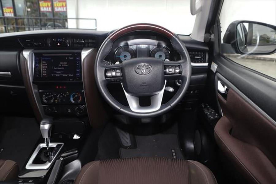 2018 Toyota Fortuner GUN156R GXL Suv Image 12