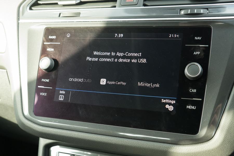 2020 Volkswagen Tiguan 5N 110TSI Comfortline Allspace Suv Image 23