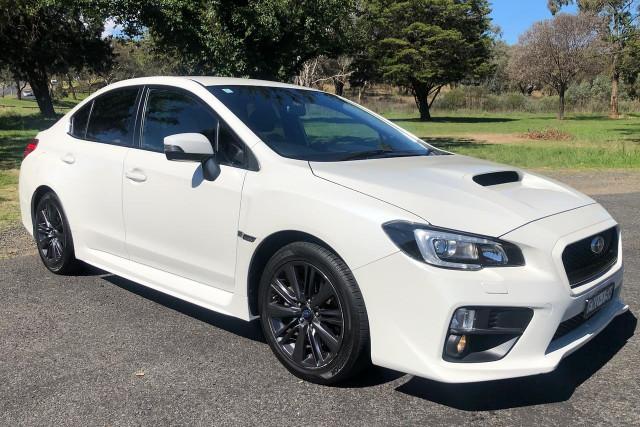 2015 Subaru WRX V1 Turbo Sedan