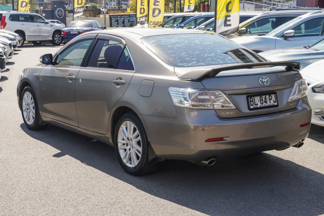 2011 Toyota Aurion GSV40R MY10 AT-X Sedan Image 2