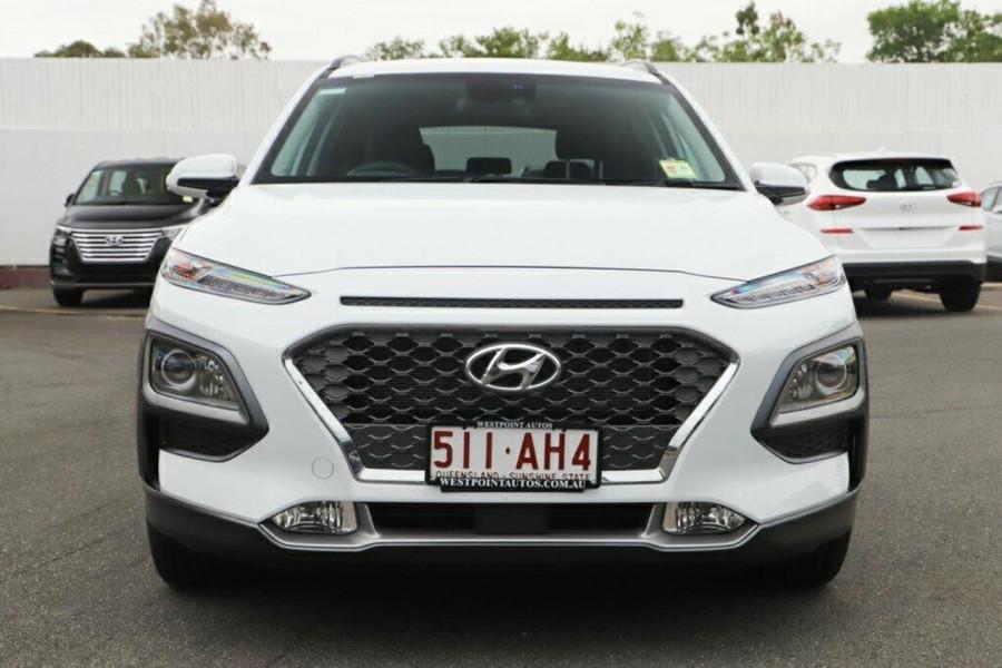 2020 Hyundai Kona OS.3 Elite Suv Image 7