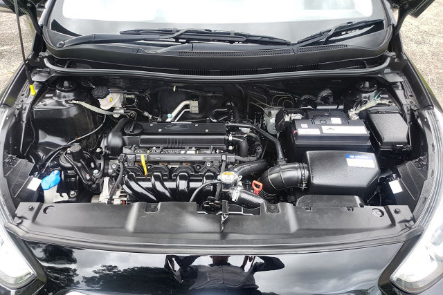 2015 Hyundai Accent RB2 MY15 Active Hatch