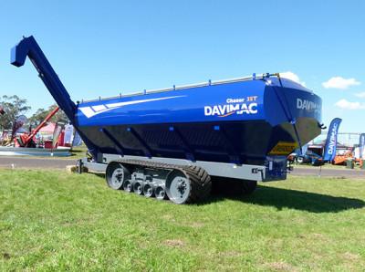 New Davimac 35 ton Track