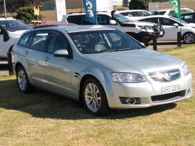 2012 Holden Berlina VE II MY12 Wagon Image 3